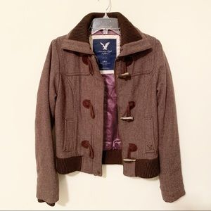 American Eagle Outfitters Wool Blend Jacket